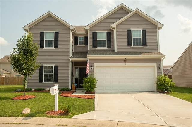 1813 Chinkapin Court, Shelbyville, IN 46176 (MLS #21799497) :: Mike Price Realty Team - RE/MAX Centerstone