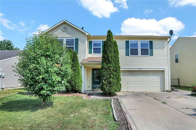 3439 Capsella Lane, Indianapolis, IN 46203 (MLS #21799500) :: The Indy Property Source