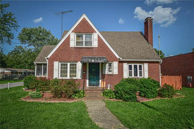 177 N Church Street, Austin, IN 47102 (MLS #21799512) :: Mike Price Realty Team - RE/MAX Centerstone