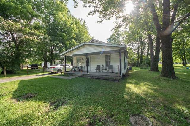 117 S 5th Street, Austin, IN 47102 (MLS #21799530) :: Mike Price Realty Team - RE/MAX Centerstone