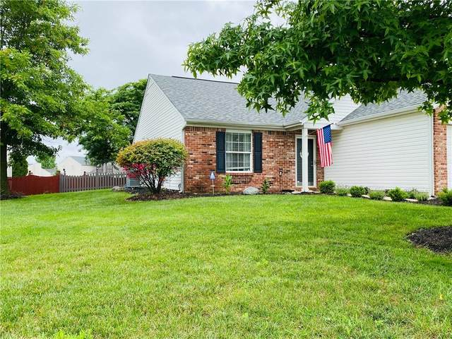 12352 Driftstone Drive, Fishers, IN 46037 (MLS #21799534) :: Anthony Robinson & AMR Real Estate Group LLC