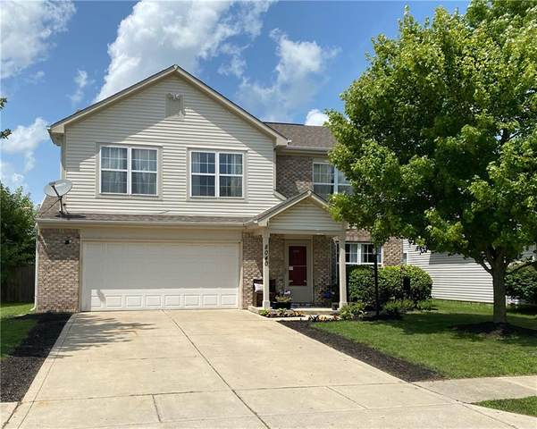 8040 Little River Lane, Indianapolis, IN 46239 (MLS #21799538) :: AR/haus Group Realty