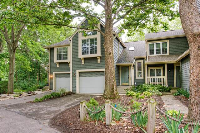4626 Stansbury Lane, Indianapolis, IN 46254 (MLS #21799556) :: Mike Price Realty Team - RE/MAX Centerstone
