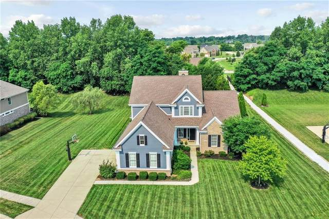 3232 Sunrise Court, Zionsville, IN 46077 (MLS #21799563) :: Heard Real Estate Team | eXp Realty, LLC