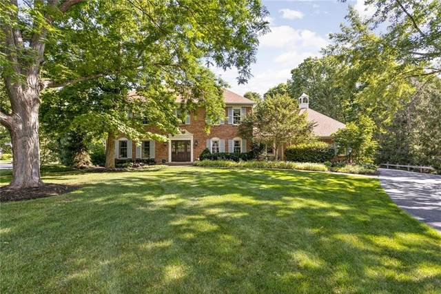 235 Royal Oak Court, Zionsville, IN 46077 (MLS #21799569) :: Anthony Robinson & AMR Real Estate Group LLC