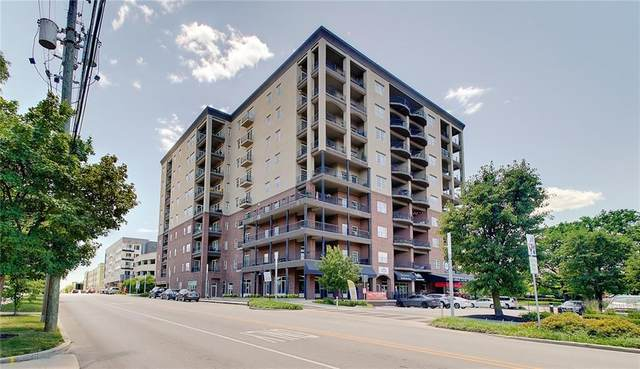 435 Virginia Avenue #208, Indianapolis, IN 46203 (MLS #21799570) :: Mike Price Realty Team - RE/MAX Centerstone