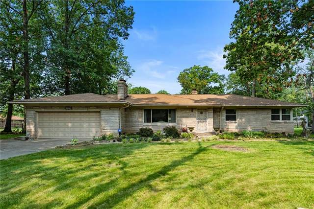 5112 Chatham Place, Indianapolis, IN 46226 (MLS #21799601) :: Mike Price Realty Team - RE/MAX Centerstone