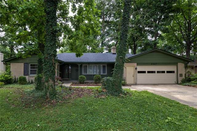 2327 Shady Lane, Anderson, IN 46011 (MLS #21799603) :: Mike Price Realty Team - RE/MAX Centerstone