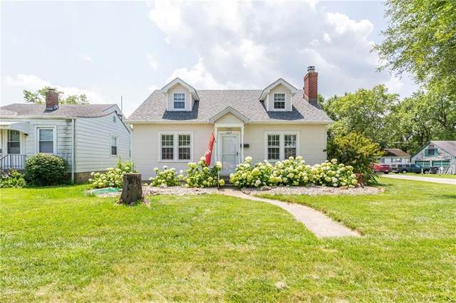227 W 38th Street, Anderson, IN 46013 (MLS #21799608) :: Anthony Robinson & AMR Real Estate Group LLC