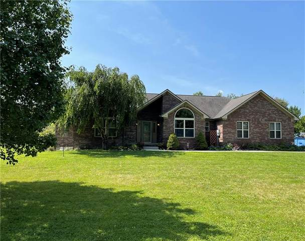 4741 E Pennington Lane, Mooresville, IN 46158 (MLS #21799614) :: The Indy Property Source