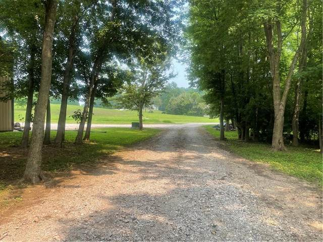 5700 New Harmony Road, Martinsville, IN 46151 (MLS #21799638) :: AR/haus Group Realty