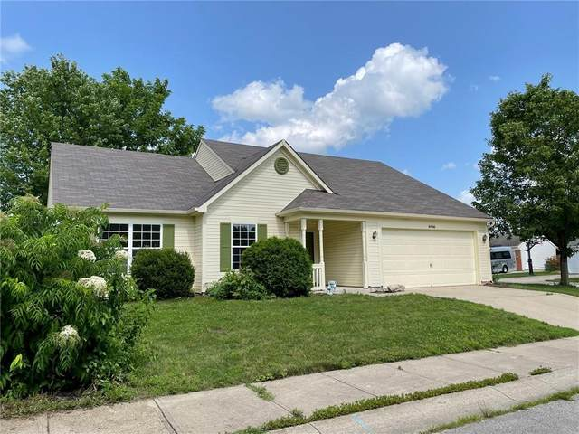 8466 Traders Court, Fishers, IN 46038 (MLS #21799645) :: Mike Price Realty Team - RE/MAX Centerstone