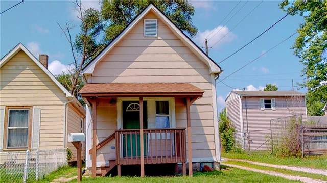 624 Holly Avenue, Indianapolis, IN 46221 (MLS #21799650) :: Mike Price Realty Team - RE/MAX Centerstone