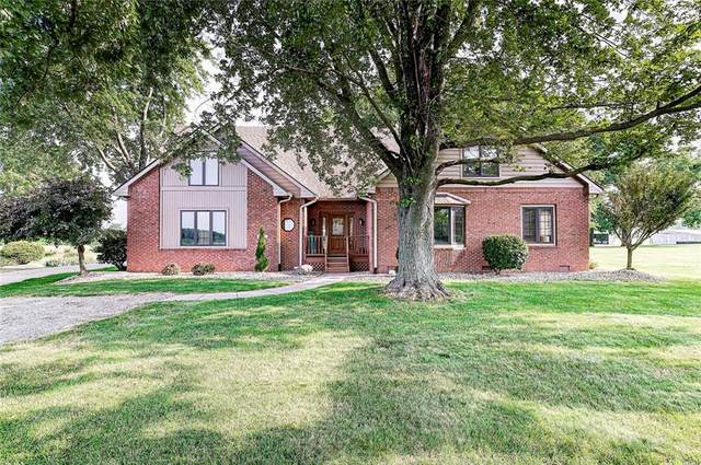 4462 E 200 N, Anderson, IN 46012 (MLS #21799653) :: RE/MAX Legacy