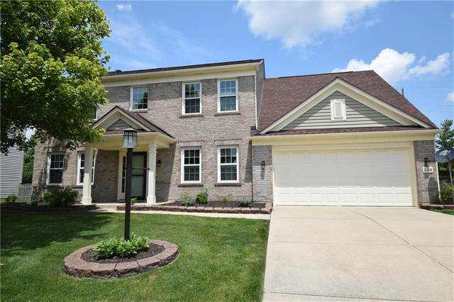 446 Cyclamen Chase, Westfield, IN 46074 (MLS #21799663) :: AR/haus Group Realty
