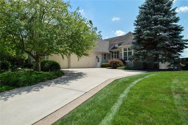 11151 Peppermill Lane #0, Fishers, IN 46038 (MLS #21799671) :: RE/MAX Legacy