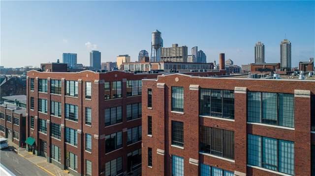 630 N College Avenue #301, Indianapolis, IN 46204 (MLS #21799673) :: Richwine Elite Group