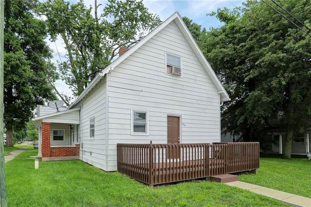 136 E Kentucky Street, Clayton, IN 46118 (MLS #21799683) :: The Indy Property Source