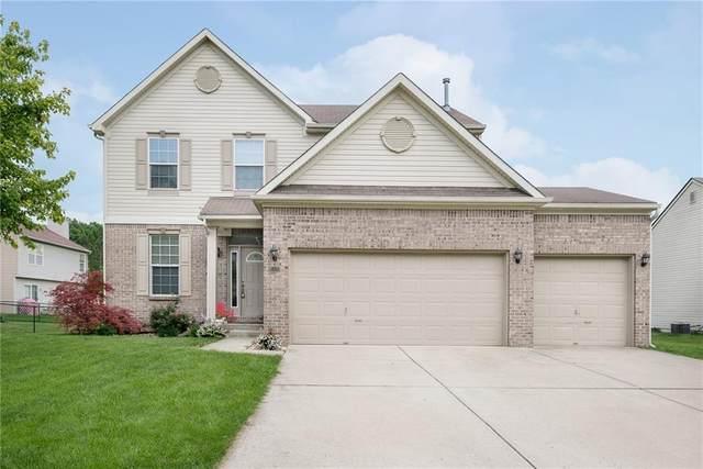 8127 Castilla Drive, Lawrence, IN 46236 (MLS #21799699) :: Heard Real Estate Team | eXp Realty, LLC