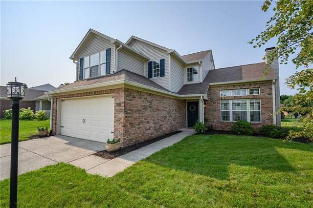 3915 Bing Court, Indianapolis, IN 46237 (MLS #21799700) :: The Indy Property Source