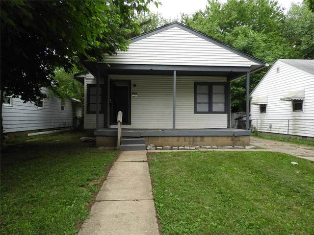 3277 Hovey Street, Indianapolis, IN 46218 (MLS #21799720) :: Pennington Realty Team