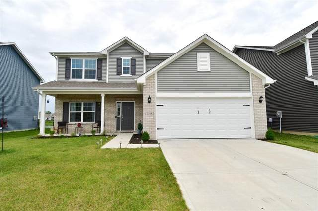 2568 Blackthorn Drive, Franklin, IN 46131 (MLS #21799729) :: Mike Price Realty Team - RE/MAX Centerstone