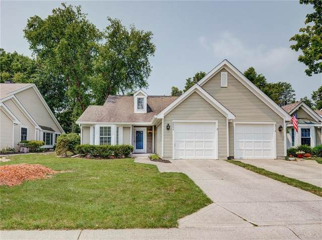 8902 Trager Court, Indianapolis, IN 46256 (MLS #21799739) :: AR/haus Group Realty