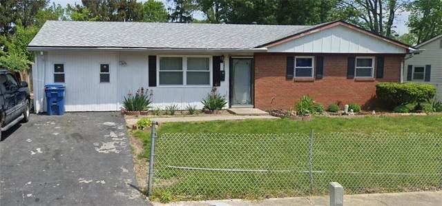 5422 Norcroft Drive, Indianapolis, IN 46221 (MLS #21799773) :: The Evelo Team