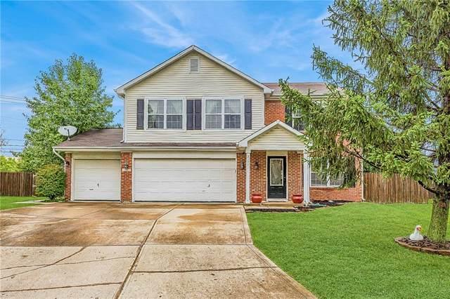2151 Mugo Pine Court, Greenwood, IN 46143 (MLS #21799779) :: Ferris Property Group