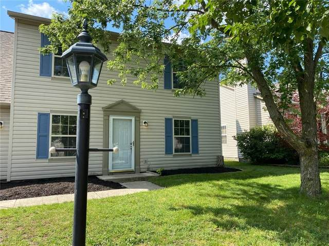 19375 Amber Way, Noblesville, IN 46060 (MLS #21799783) :: Mike Price Realty Team - RE/MAX Centerstone