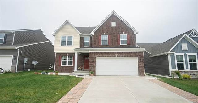 751 Keepsake Run, Greenwood, IN 46143 (MLS #21799833) :: The Indy Property Source
