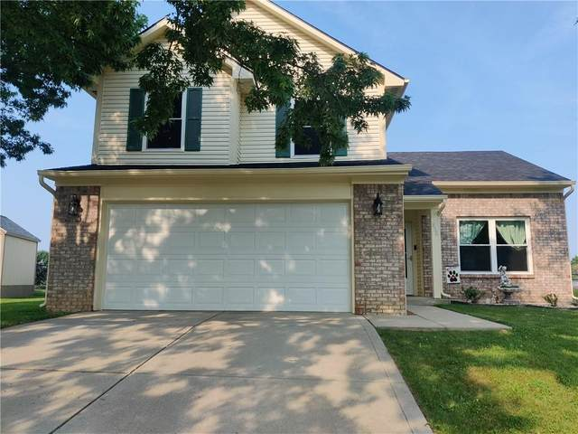 450 Lake Shore Court, Franklin, IN 46131 (MLS #21799855) :: Mike Price Realty Team - RE/MAX Centerstone