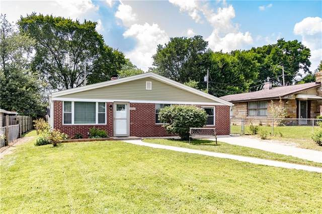 256 S Grant Avenue, Indianapolis, IN 46201 (MLS #21799856) :: Mike Price Realty Team - RE/MAX Centerstone