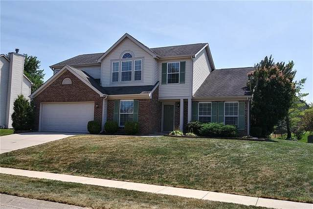 10831 Blueberry Ln, Fishers, IN 46037 (MLS #21799867) :: Pennington Realty Team