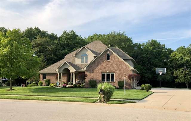 312 Hawthorne Drive, Pittsboro, IN 46167 (MLS #21799882) :: AR/haus Group Realty