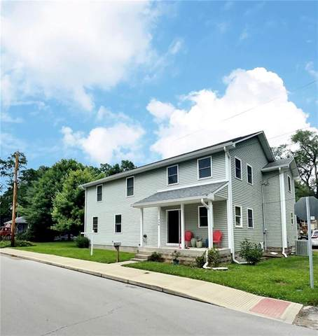 398 N Tennessee Street, Danville, IN 46122 (MLS #21799883) :: The Indy Property Source