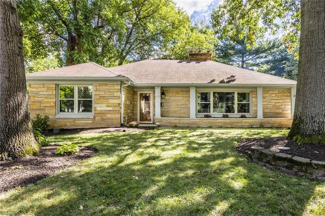 6925 N Park Avenue, Indianapolis, IN 46220 (MLS #21799885) :: Mike Price Realty Team - RE/MAX Centerstone