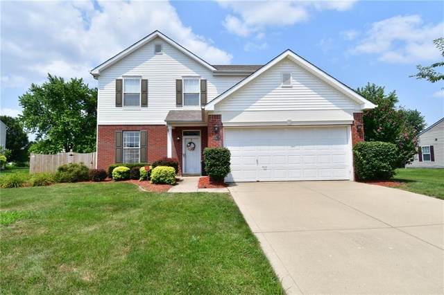 10866 Cannonade Court, Indianapolis, IN 46234 (MLS #21799887) :: Mike Price Realty Team - RE/MAX Centerstone