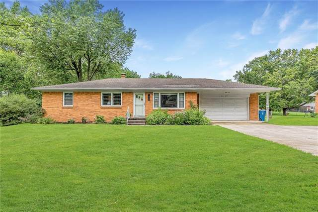 1118 Eustis Drive, Indianapolis, IN 46229 (MLS #21799893) :: Ferris Property Group
