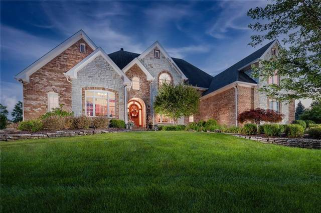 13836 Coldwater Drive, Carmel, IN 46032 (MLS #21799894) :: AR/haus Group Realty
