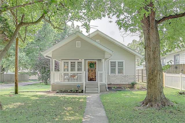 5147 E North Street, Indianapolis, IN 46219 (MLS #21799900) :: Richwine Elite Group