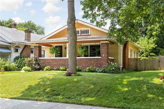 4232 Capitol Avenue, Indianapolis, IN 46208 (MLS #21799903) :: Heard Real Estate Team | eXp Realty, LLC