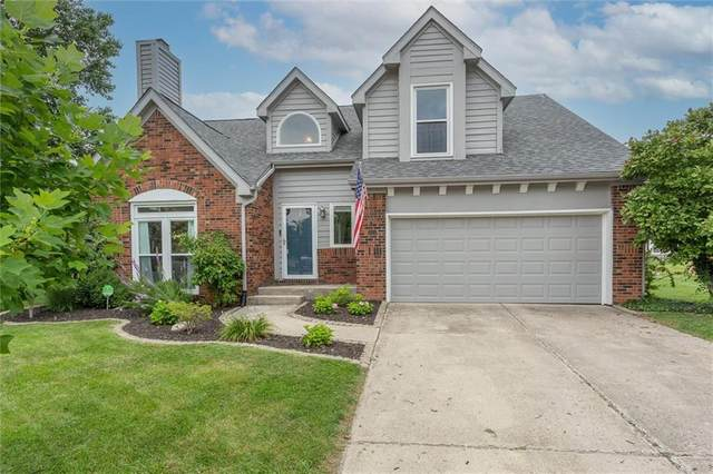 8926 White Fir Drive, Indianapolis, IN 46256 (MLS #21799904) :: AR/haus Group Realty