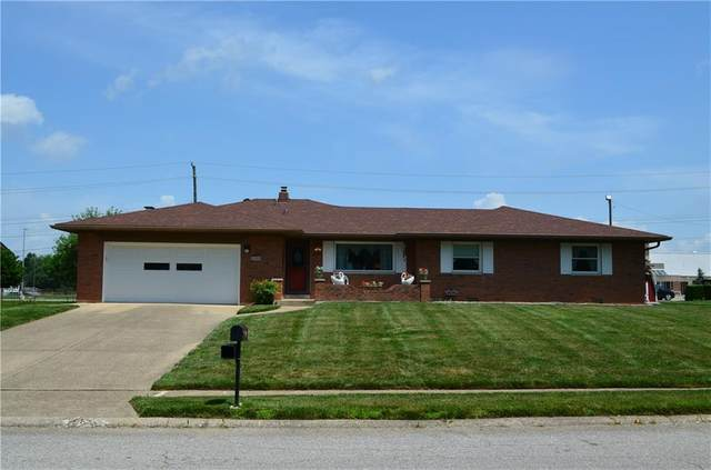 242 Hargeo Drive, Indianapolis, IN 46217 (MLS #21799909) :: Pennington Realty Team