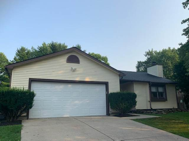 8116 Clayburn Drive, Indianapolis, IN 46268 (MLS #21799920) :: Mike Price Realty Team - RE/MAX Centerstone