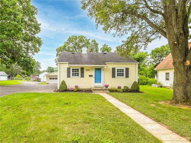 2809 Southport Road, Indianapolis, IN 46227 (MLS #21799922) :: AR/haus Group Realty