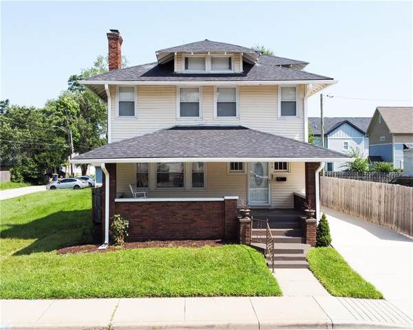 664 E 25th Street, Indianapolis, IN 46205 (MLS #21799933) :: Pennington Realty Team