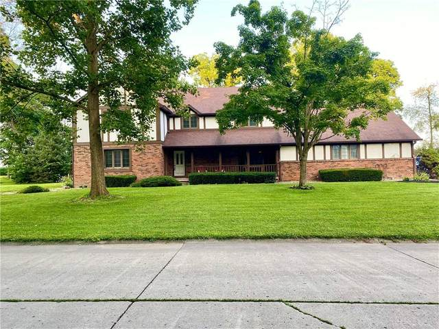 4766 Beechmont Drive, Anderson, IN 46012 (MLS #21799935) :: RE/MAX Legacy