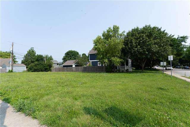 2502 Central Avenue, Indianapolis, IN 46205 (MLS #21799938) :: The Indy Property Source