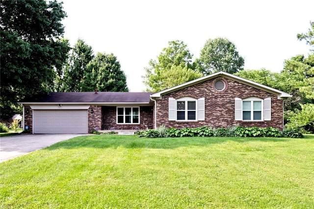 7053 Swallow Lane, Plainfield, IN 46168 (MLS #21799941) :: Mike Price Realty Team - RE/MAX Centerstone
